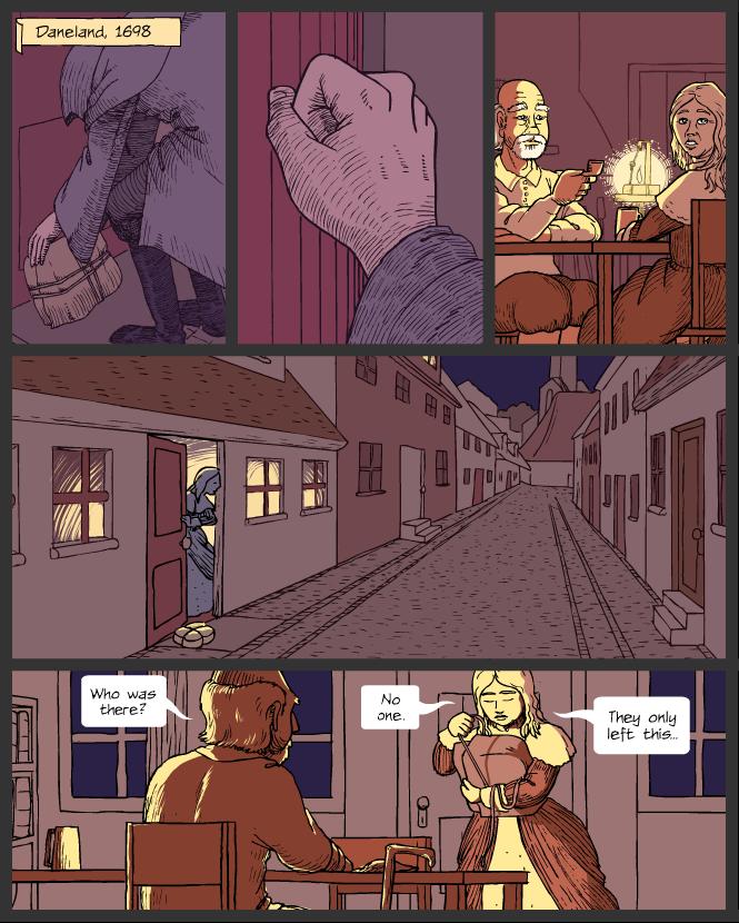 The Vanished Traveller 2